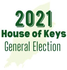 2021 House of Keys General Election